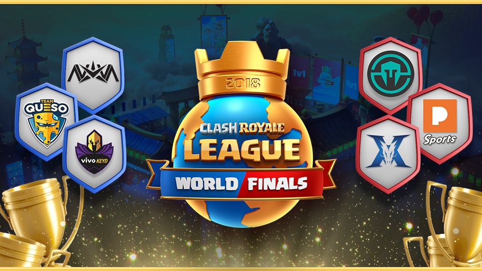 Meet the CRL World Finalists! | Clash Royale