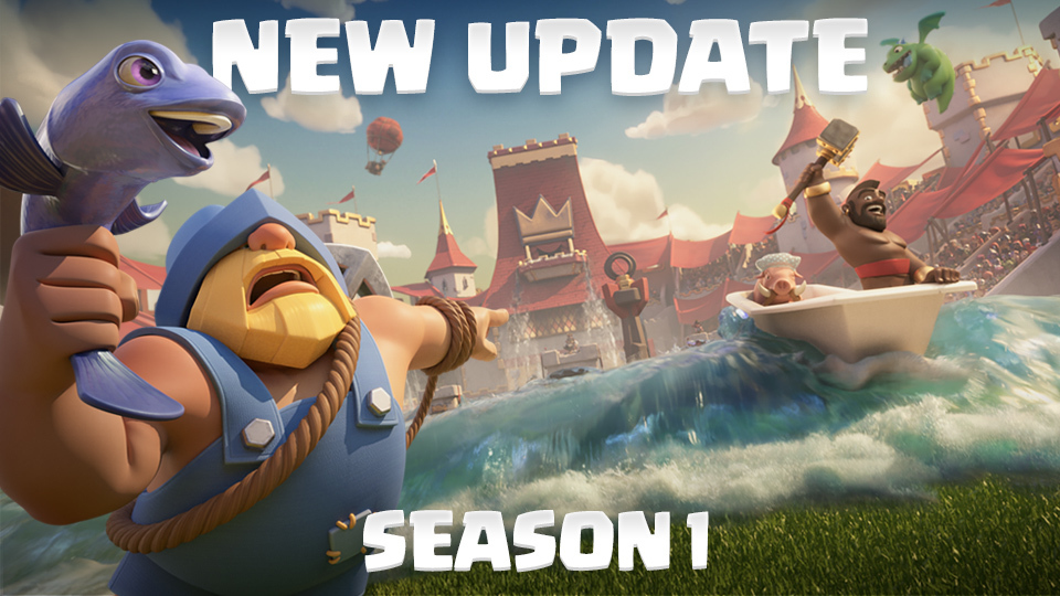 July Update Patch Notes! | Clash Royale