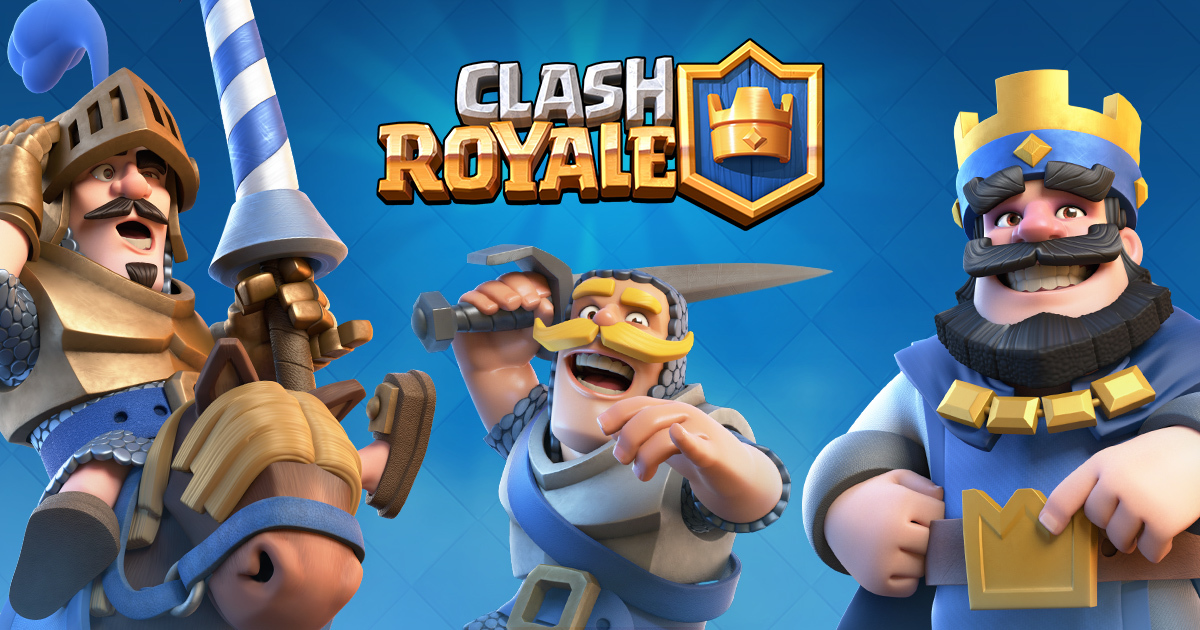Clash Royale card game for Android Phone