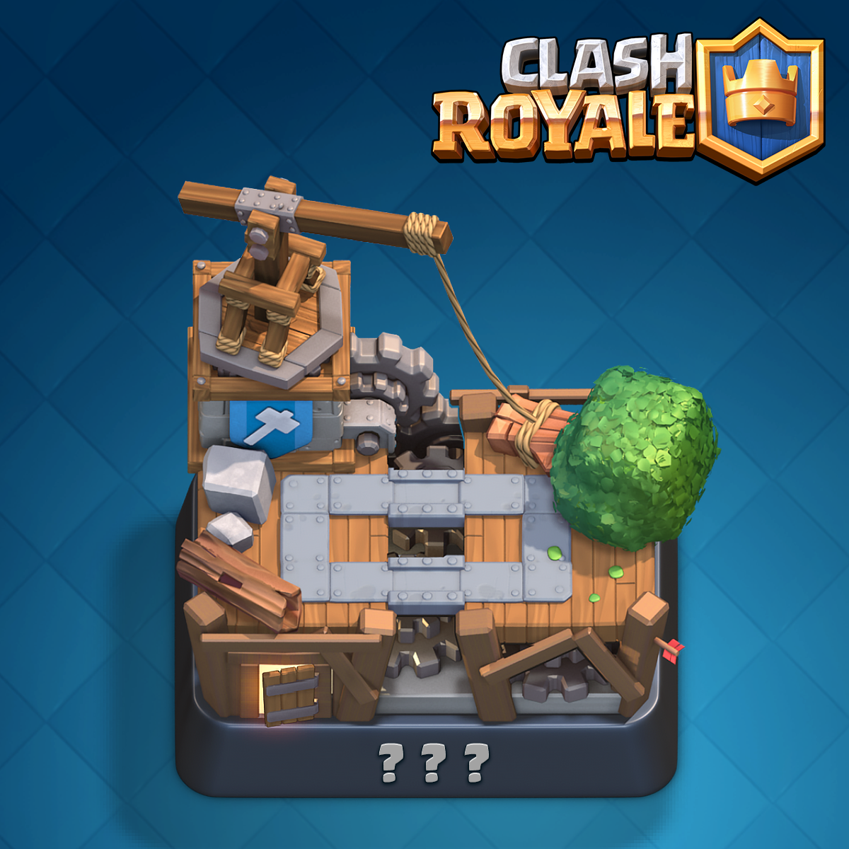 Update sneak peeks clash royale for Best builders workshop deck