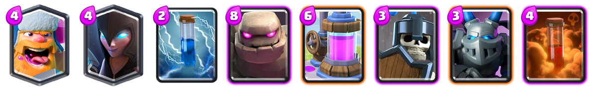 Youtube Challenge Deck Clash Royale Wiki